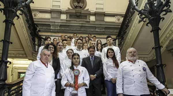 montecatini. WELLNESS CULINARY CUP: VINCE L'ALBERGHIERO DI BOLOGNA