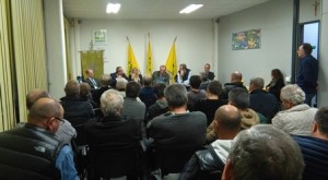 L'incontro in Coldiretti
