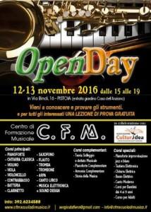 Open day per il Cfm di Pistoia