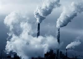 I bei fumi non inquinanti delle industrie