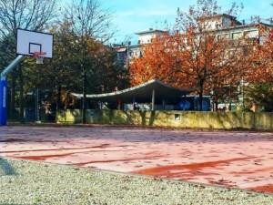 Quarrata, Il nuovo campo da basket