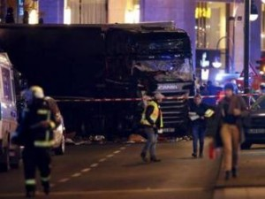 Attacco terroristico a Berlino