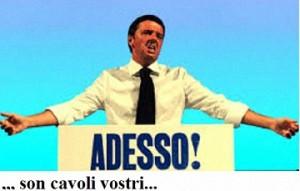 Cosa ci ha lasciato Renzi il rottamatore...?