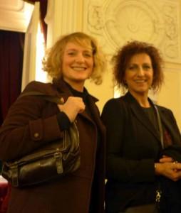 Alessia Innocenti e Daniela Dolce