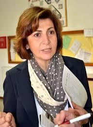 Il dirigente Anna Maria Corretti