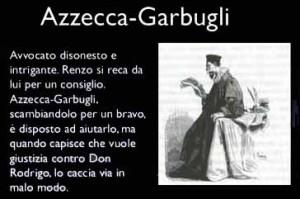 Italia, un Paese di Azzeccagarbugli