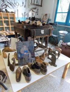 Museo di Saturnana, dal legno agli zoccoli