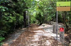 Ipotesi di percorso: i cartelli inesistenti