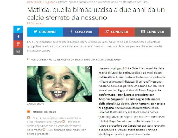 giustizia & impunità. UN'ITALIA CHE NON PUÒ SALVARSI