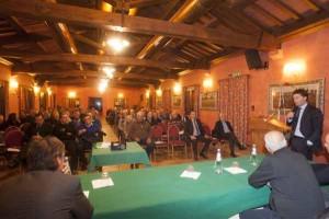 Pistoia. L'assemblea dei Vivaisti Italiani. 2