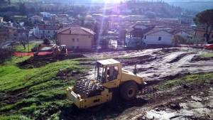 Movimenti terra a Masotti. 1