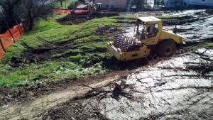 Movimenti terra a Masotti. 2