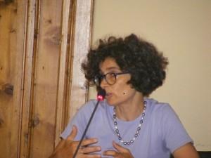La dirigente della ragioneria del Comune di Agliana, Tiziana Bellini