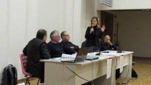 L'intervento dell'assessore Fratoni
