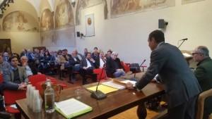 L'assemblea di confagricoltura toscana