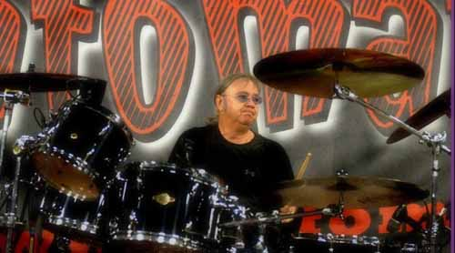 IAN PAICE DEI DEEP PURPLE, UNICA DATA A PISTOIA