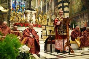 Prato. Santo Sstefano 2016. L'omelia del Vescovo Agostinelli