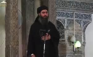 Il Califfo dello Stato Islamico, Al Bagdadi