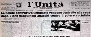 Budapest. E l'Unità scrisse...