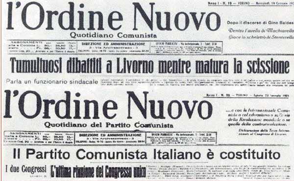 pistoia. PCI, IL 96ESIMO ANNIVERSARIO DALLA NASCITA
