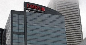 La sede dell'agenzia di rating Dbrs