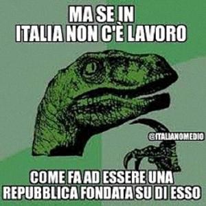 Contraddizioni italiche