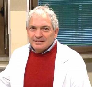 Stefano Braccini, primario di ostetricia a Pescia