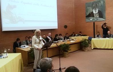 consiglio regionale. BARNI: «DA PISTOIA CAPITALE DELLA CULTURA UN MODELLO PER L'INTERA TOSCANA»
