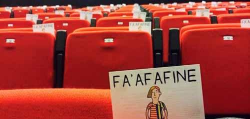 FA' AFAFINE, «LA CITTÀ DOVREBBE ESSERE FIERA DI OSPITARE QUEST'OPERA»