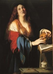 Pienza, Maddalena di Francesco Rustici