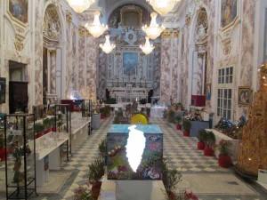 PresepiAmo nella chiesa del Carmine