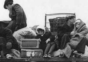 Istriani. Erano esuli e profughi anche loro
