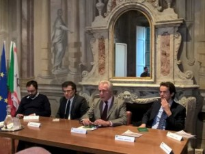 Montalbano in transizione, la conferenza stampa