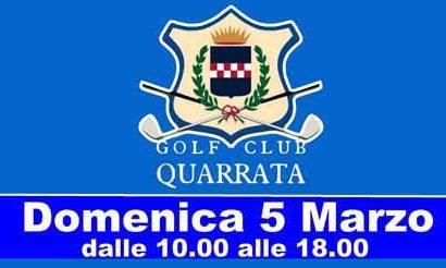 GOLF CLUB QUARRATA, PROVA GRATUITA DA 6 ANNI IN SU