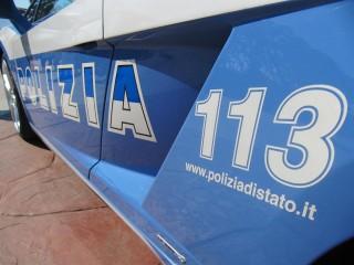 polizia. TRANS BRASILIANO IRREGOLARE SENZA BIGLIETTO SULL'AUTOBUS DELLA CAP
