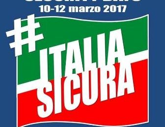 FORZA ITALIA IN PIAZZA PER IL #SECURITY DAY