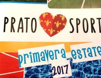 prato love sport. PRESENTATA LA BROCHURE CON GLI EVENTI SPORTIVI