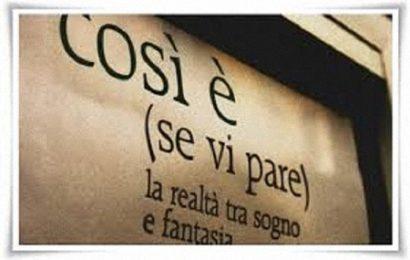 wonderland Italy. SCIENZA E CREDENZA. 3