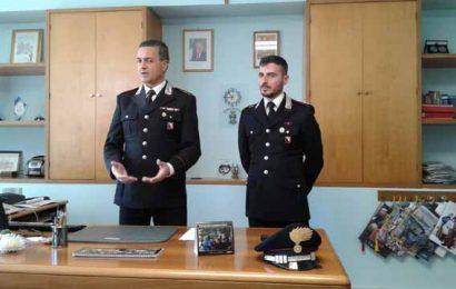 carabinieri. QUATTRO ARRESTI PER FURTO AGGRAVATO E RICETTAZIONE