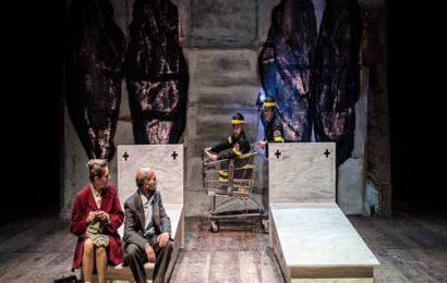 """teatro delle arti. """"AMORE"""", LO SPETTACOLO DI SCIMONE SFRAMELI"""