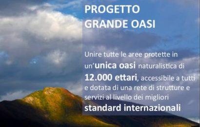 """grande oasi. VIVARELLI: """"NO ALLA GESTIONE PRIVATISTICA DEL DEMANIO"""""""