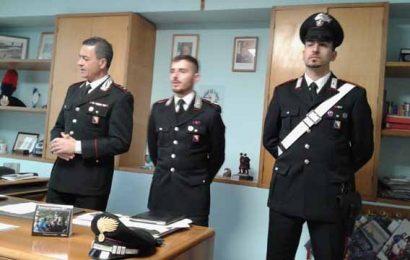 """carabinieri. ARRESTATI GLI AUTORI DELLA RAPINA COMMESSA AL """"DINI SHOPPING"""""""