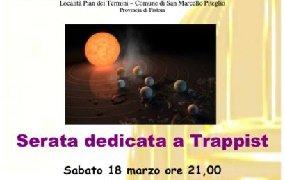 gavinana. I PIANETI DI TRAPPIST-1