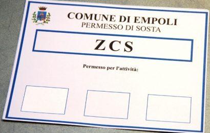 empoli-zcs. ON LINE LA PRENOTAZIONE DELL'ABBONAMENTO-SOSTA