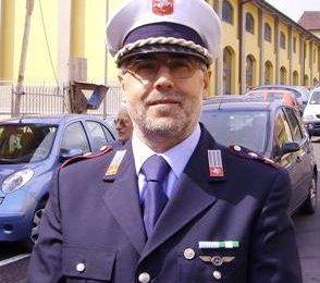pieve. ANDREA SIMONI, NUOVO COMANDANTE DELLA POLIZIA MUNICIPALE