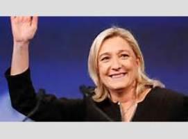 politically correct. MARINE LE PEN PROCESSATA PER AVER PUBBLICATO TRE FOTO DELL'ISIS