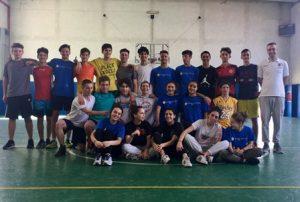 Indirizzo sportivo Liceo A. di Savoia di Pistoia. 2