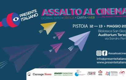 ASSALTO AL CINEMA: GIORNALISMO, CRITICA, CARTA E WEB