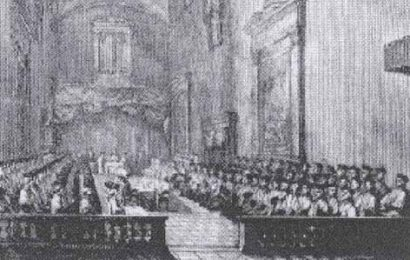SCIPIONE DE' RICCI E IL SINODO DEL 1786