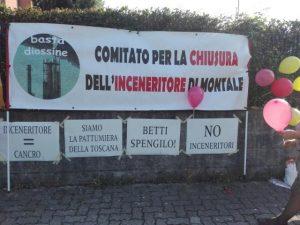 Proteste a Montale